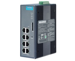 8Tx Managed Ethernet Switch EKI-2548I-AE
