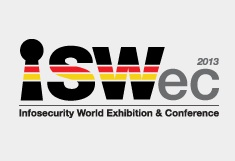 Infosecurity World Exhibition & Conference 2014